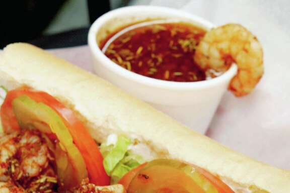 Fast-casual eatery NOLA Poboys now is serving its sandwiches in Webster.