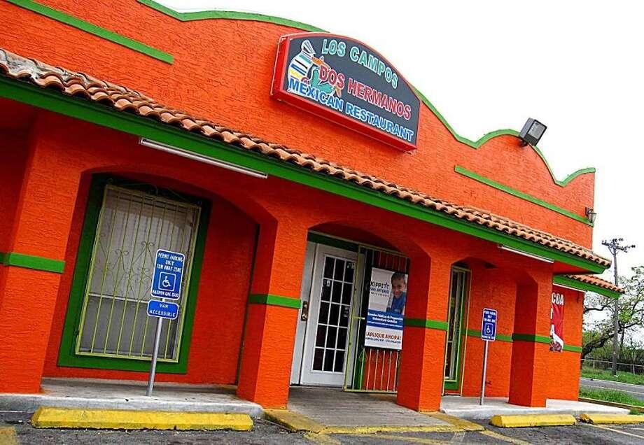 Los DOS Hermanos - San Antonio, TX - Yelp