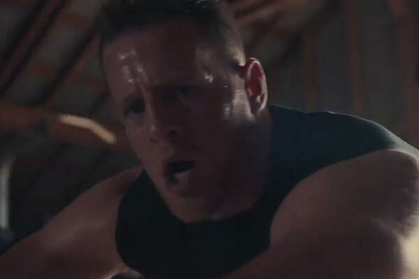 Houston Texans star J.J. Watt stars in the latest Gatorade commercial.