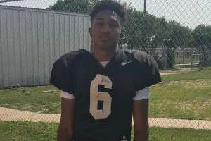 Lejond Cavazos, one of the top-rated college football recruits for the 2020 class, will transfer from Seguin to IMG Academy in Bradenton, Florida.