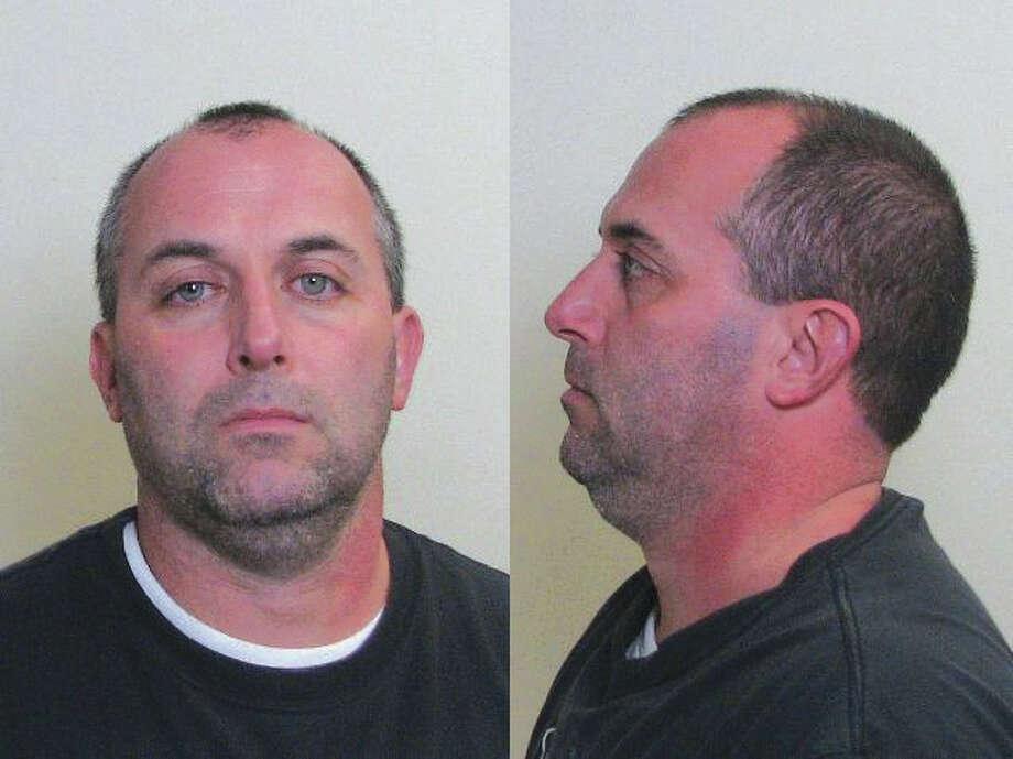 Former Edwardsville police officer Brian Barker. Photo: For The Intelligencer