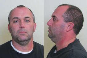 Former Edwardsville police officer Brian Barker.