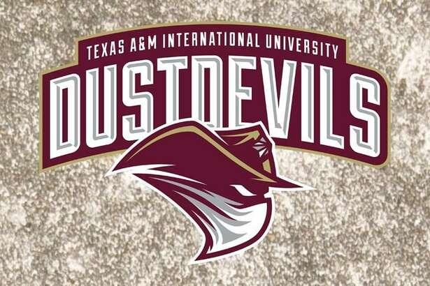 TAMIU Dustdevils Logo Banner