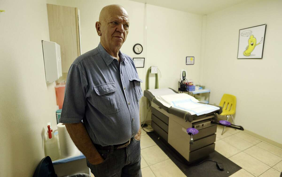 Reproductive Services of Harlingen owner Dr. Lester Minto spoke about the effects of House Bill 2 in July 2013 at his abortion clinic. He said he closed it because of the new restrictions, which were later overturned by the U.S. Supreme Court.