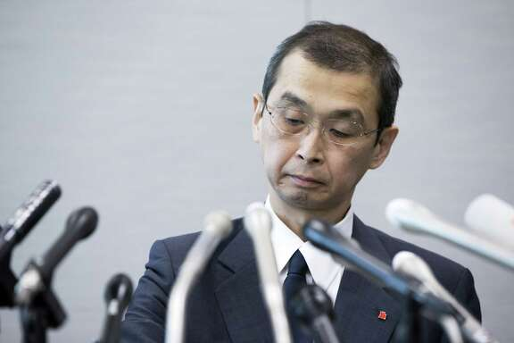 Shigehisa Takada is chairman and CEO of Takata Corp.