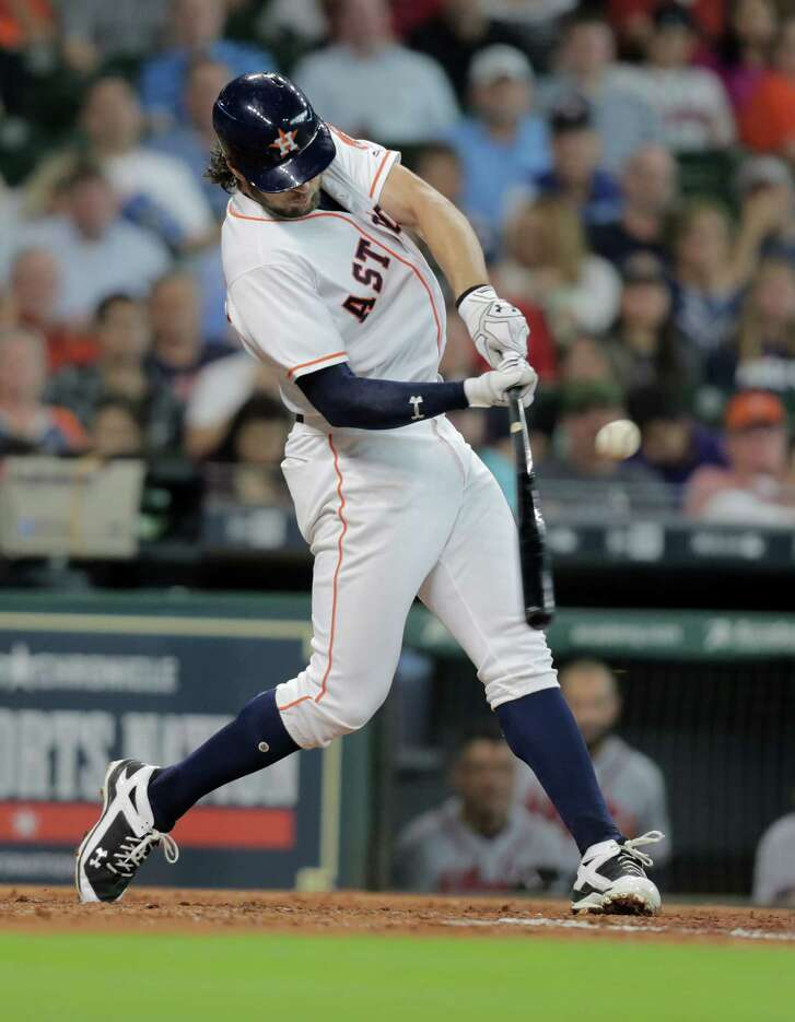 A great glove man considered an offensive liability before this year, Jake Marisnick has already hit a career-high 10 homers and boasts a .522 slugging percentage that ranks third on the Astros.