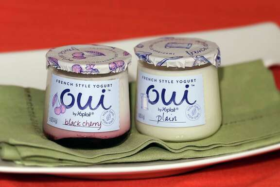 The cost to produce Oui is greater, leading to a suggested price of $1.49, above most Greek yogurts.