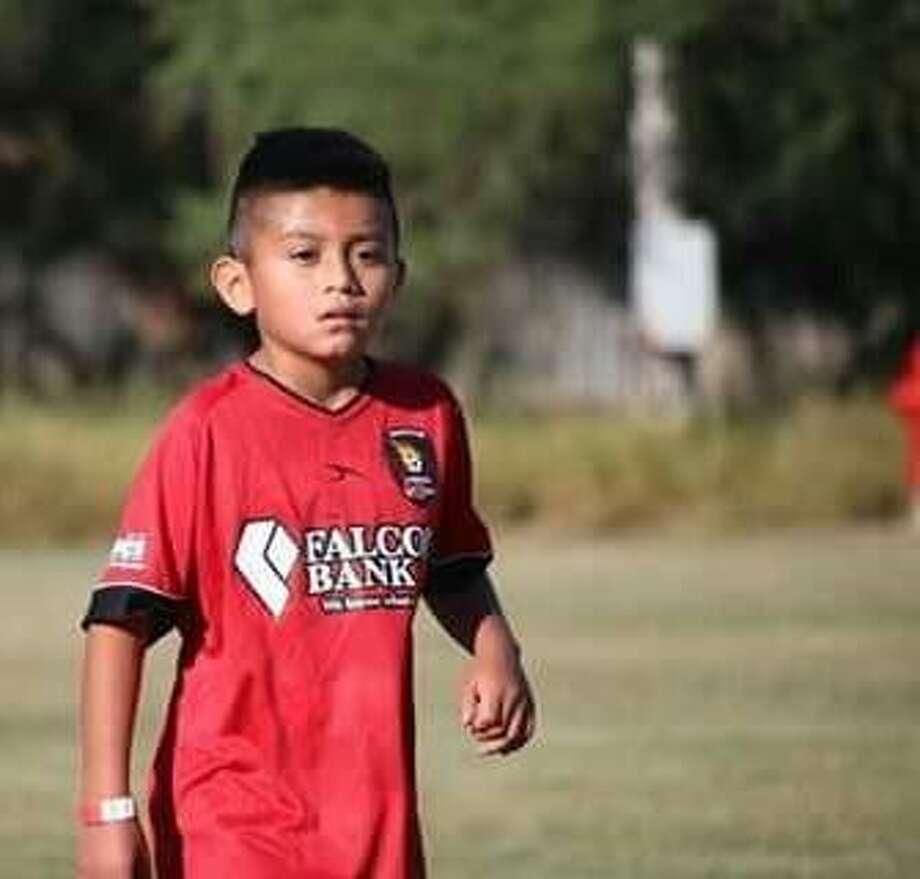 Laredo Heat SC's Cornelio Lucas Photo: Courtesy Photo