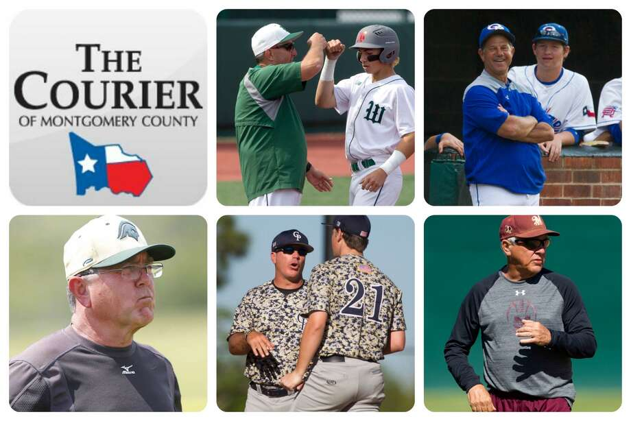 The Woodlands' Ron Eastman, Oak Ridge's Mike Pirtle, TWCA's Emrick Jagneaux, College Park's Jason Washburn and Magnolia's Dale Westmoreland are The Courier's nominees for Coach of the Year.