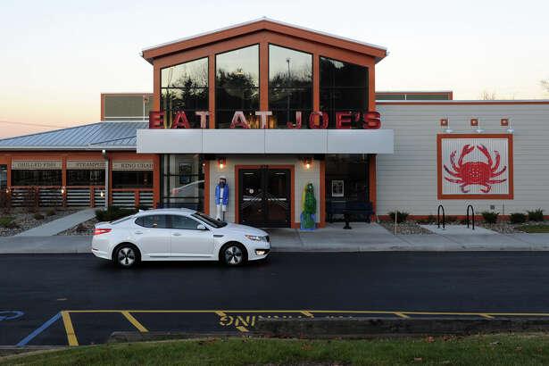 Exterior of Joe's Crab Shack Monday, Nov. 19, 2012 in Latham, N.Y. (Lori Van Buren / Times Union)