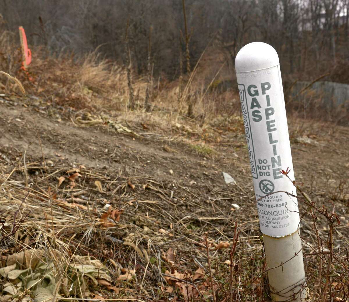Eversource is improving its natural gas pipeline system in Danbury.