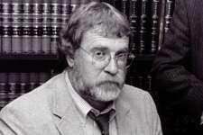 "Attorney C. Haden ""Sonny""Cribbs in his office in 1986. Enterprise file photo"