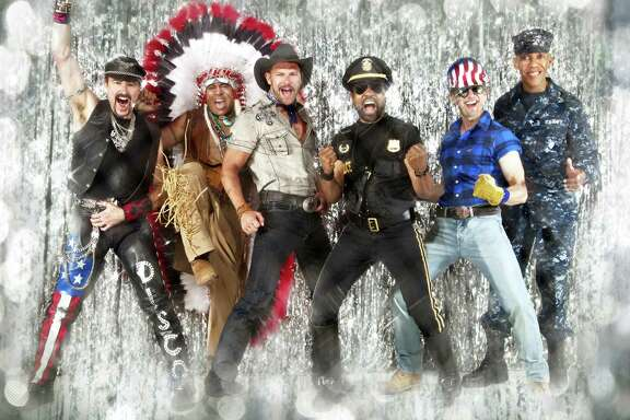 The Village People will perform at 8:30 p.m. July 3 at Miller Outdoor Theatre.