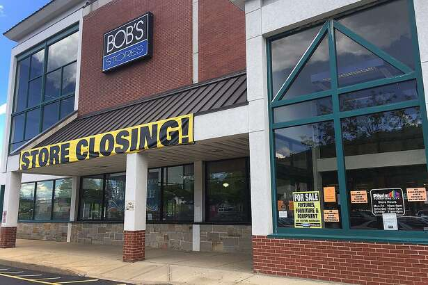 114 Federal Road: Bob's Stores in Danbury will close its doors for good on Wednesday as the clothing store wraps up its going-out-of-business sale. Remaining items are on sale for 70 percent off the original price. Eastern Outfitters, the parent company of Bob's Stores and Eastern Mountain Sports, filed for bankruptcy protection in February and announced the closure of several stores. The Eastern Mountain Sports store in The Shops at Marcus Dairy in Danbury has already closed.