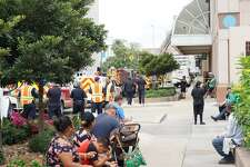 A fire that sparked at a River Walk restaurant Tuesday morning forced hundreds to evacuate as smoke poured into the downtown area from the Shops at Rivercenter.