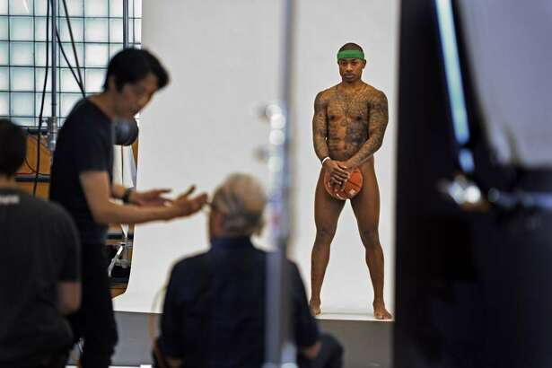 Isaiah Thomas ESPN Body Issue. Isaiah Thomas is photographed by photographer Walter Iooss at the Charlestown Club, in Charlestown MA, on April 9, 2017.