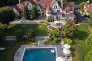 124 Old Mill Road, Greenwich $25,750,000