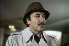 The late actor Peter Sellers is best remembered for playing bumbling detective Jacques Clouseau.
