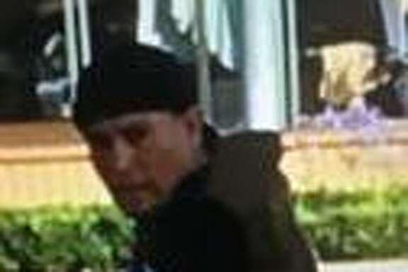 Donis Rivas was captured on surveillance footage, police said.