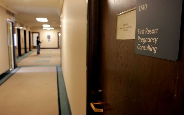 First Resort is one of two crisis pregnancy centers in San Francisco that will not refer patients to abortion providers.