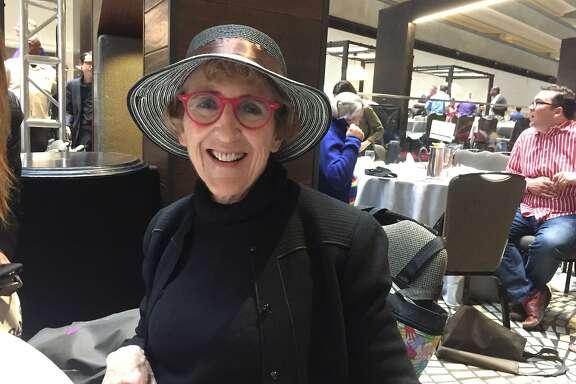Carol Ruth Silver, the former San Francisco supervisor, at the Alice Pride Breakfast.