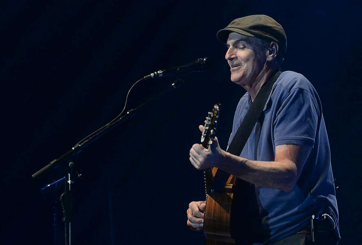 Iconic American performer James Taylor headlines the evening's entertainment at the CHRISTUS Health Foundation - Southeast Texas 36th annual Gala Saturday at the Beaumont Civic Center. Photo taken Saturday, April 16, 2016 Kim Brent/The Enterprise
