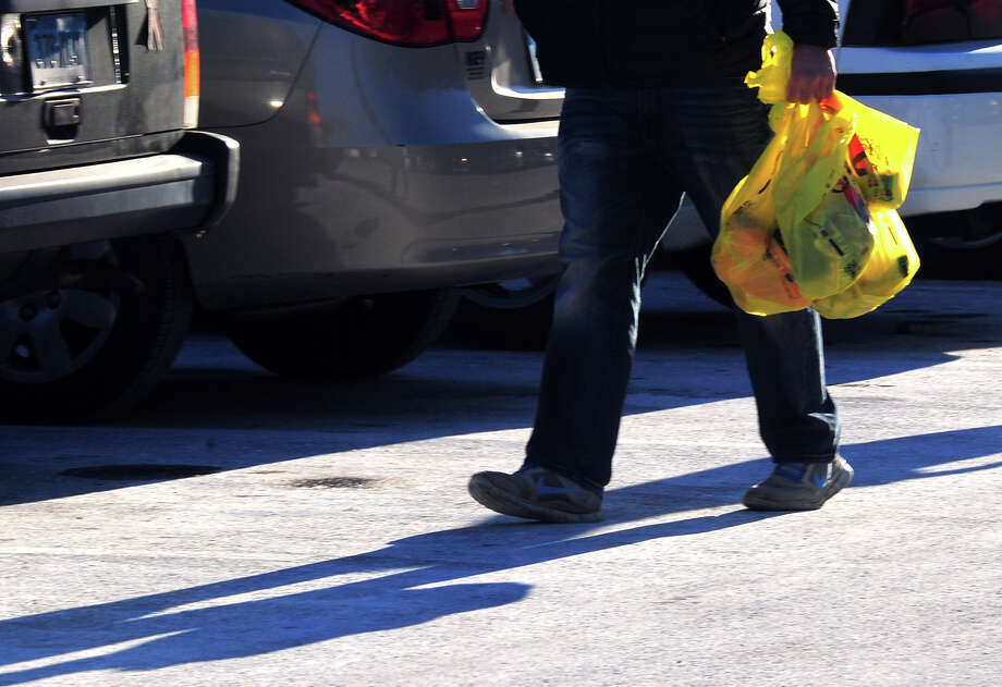 Texas Attorney General Ken Paxton recently filed an amicus brief asking the Texas Supreme Court to affirm a lower court's decision against Laredo's plastic bag ban. Photo: Christian Abraham, Staff Photographer / Connecticut Post
