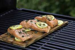 Those new to grilling fish can always start with a cedar plank.