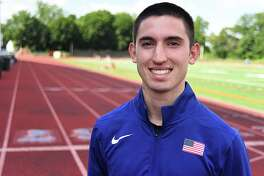 Norwalk resident Eric van der Els, a rising sophomore at the University of Connecticut, won the 2017 USTAF Junior National Championship in the 1,500-meter run on Saturday during a meet in Sacramento, Calif. With the win, the Brien McMahon product qualified for his first international meet, the Pan Am Junior championships in Lima, Peru, in July.
