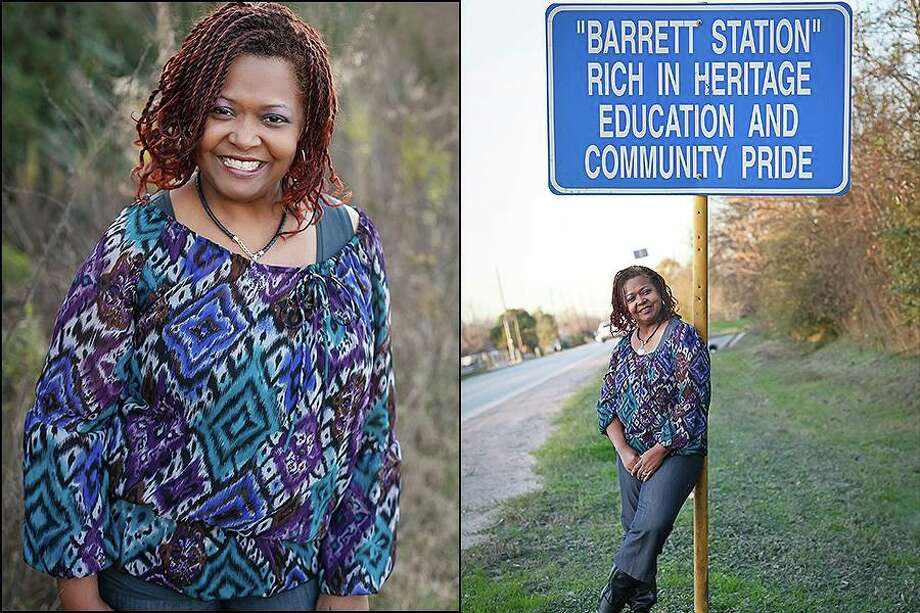 Carla Mills Windfont is a Crosby ISD school board member and lifelong resident of Barrett Station in Crosby. Photo: Courtesy Of Crosby ISD Facebook