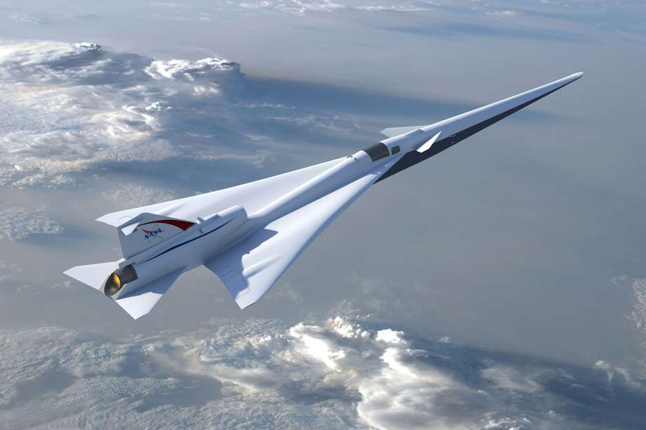 NASA and Lockheed Martin hope you don't hear this supersonic jet coming