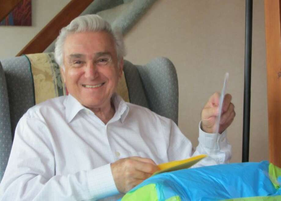 Former Assemblyman and Congressman Maurice Hinchey's family says he has a rare brain disorder Photo: Rick Karlin