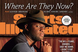 Former Madison High School and University of Texas star quarterback Vince Young is on the cover of the July 3, 2017 Sports Illustrated.