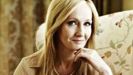 J.K. Rowling is the creator of the 'Harry Potter' book and film phenomena.