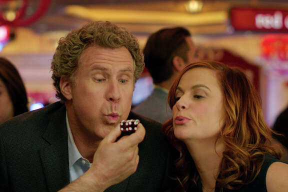 "Will Ferrell and Amy Poehler star in ""The House."""