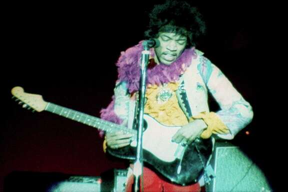"""Monterey Pop,"" which features a memorable performance by Jimi Hendrix, screens Friday, Saturday, Sunday and Monday at the Museum of Fine Arts, Houston."