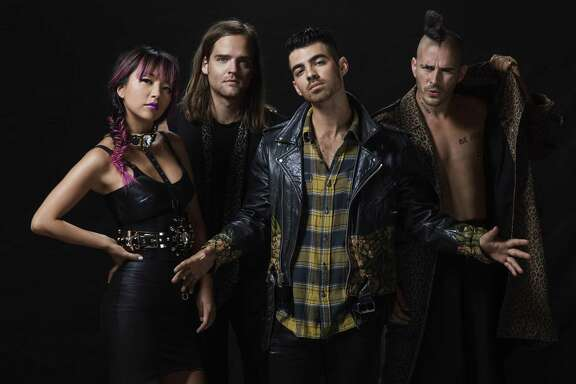 DNCE performs at 8:05 p.m. Tuesday on the Citgo Main Stage.