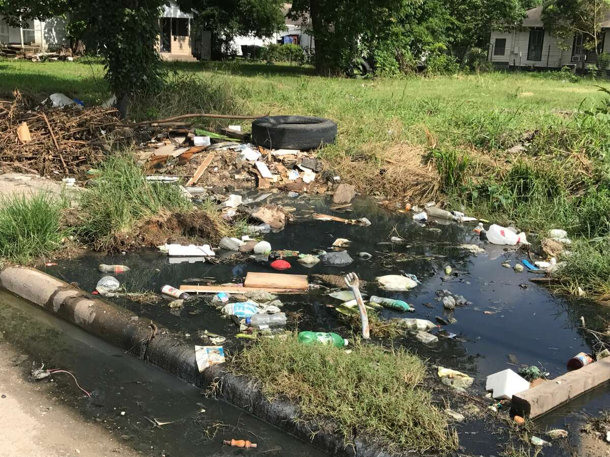 In Fifth Ward and Kashmere Gardens, the illegally dumped trash comes back quick.