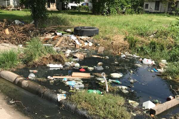 Trash abatement efforts in Fifth Ward