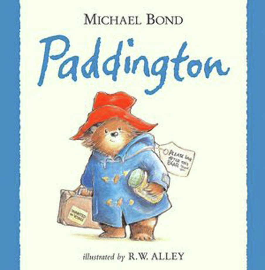 """Paddington"" author Michael Bond died Tuesday at age 91 after a brief illness, his publisher Harper Collins said. Photo: R.W. Alley / R.W. Alley"