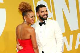 NEW YORK, NY - JUNE 26: Rosalyn Gold-Onwude and Drake attend the 2017 NBA Awards at Basketball City - Pier 36 - South Street on June 26, 2017 in New York City. (Photo by Taylor Hill/FilmMagic)