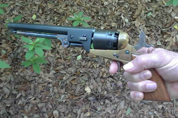 The 1851 Colt was one of the early successes of Samuel Colt and helped the company name to become a household word.