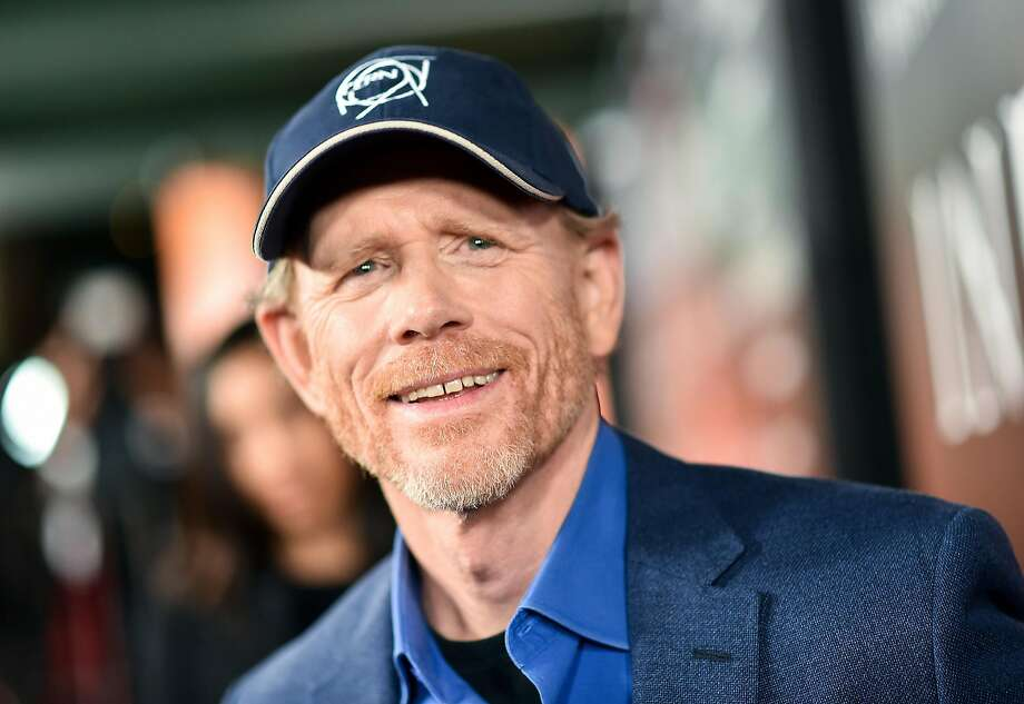 Ron Howard is photographed at the 'Inferno' film premiere on Oct. 25, 2016 in Los Angeles.  Photo: Buckner/Rex Shutterstock, TNS