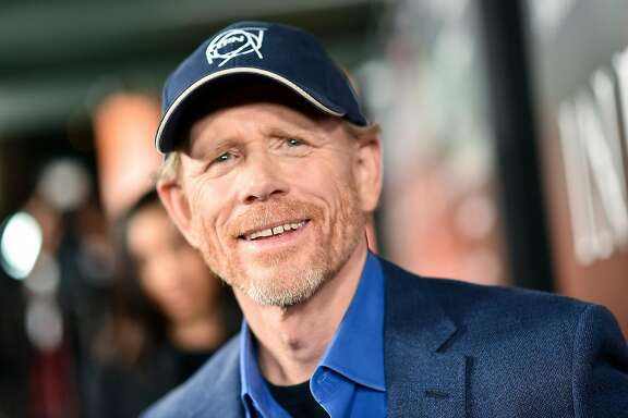 Ron Howard is photographed at the 'Inferno' film premiere on Oct. 25, 2016 in Los Angeles. (Buckner/Rex Shutterstock/Zuma Press/TNS)