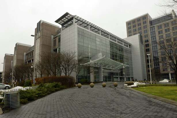 The approximately 700,000-square-foot office complex, at 677 Washington Blvd., downtown in Stamford, Conn., is the city's largest vacant office property.