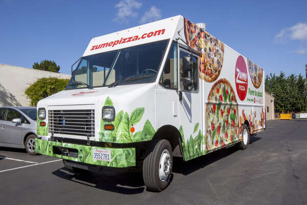 This truck can bake your pizza while it's on its way to your house.