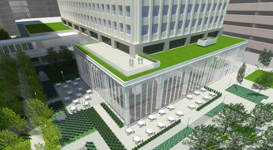 Houston's new skylineMotiva's headquarters expansion will include a new rooftop terraceClick through to see how Houston's future skyscrapers will compare to the city's tallest.