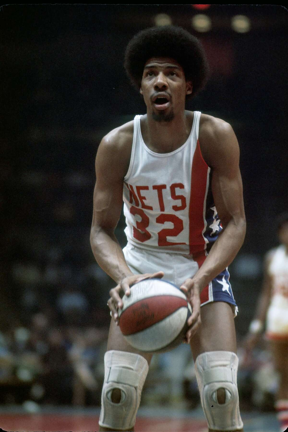 Julius Erving was the MVP of the American Basketball Association during the league's final season. Then the Nets sold him.