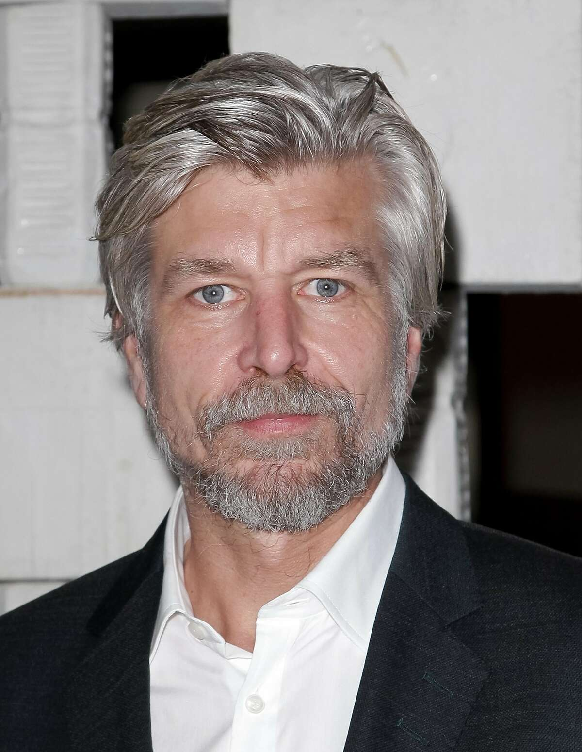 "Karl Ove Knausgaard, co-author of ""Home and Away"""