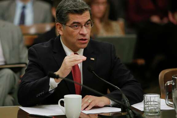 California Attorney General Xavier Becerra last week added Texas to a list of seven states to which state-funded travel is prohibited.